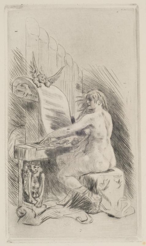 L'organiste du diable