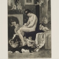 La mère aux satyrions